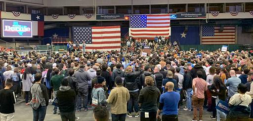 Bernie Sanders 2020 Rally - Dallas