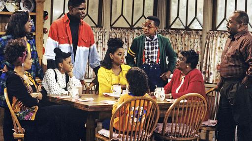 90s TV black americans